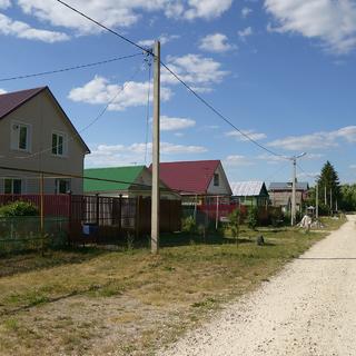Улица в селе Чемодановка