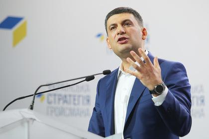 Украинского премьера сравнили с неумелым директором рынка
