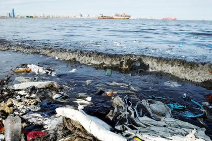 Путин обеспокоился мусорными островами