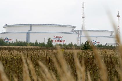 Новая «грязная» нефть появилась в Беларуси