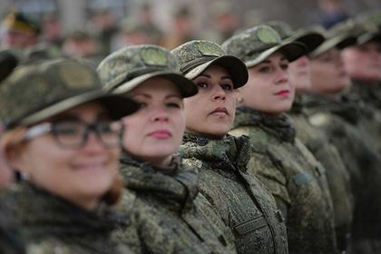 Путин опроверг недоступность военной авиации для девушек