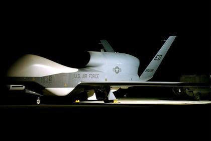 Пентагон рассказал свою версию о сбитом Ираном беспилотнике