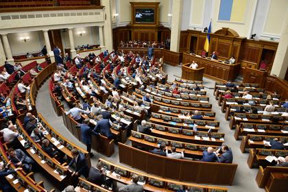 Указ Зеленского о роспуске Рады признан конституционным