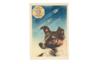 Холлингем отмечает сходство между изображениями Лайки и советскими портретами Ленина: слегка поднятый подбородок, мудрый взгляд, устремленный вдаль. Несмотря на это, первый памятник Лайке появился лишь в 2008 году. Его установили возле Института военной медицины в Москве.