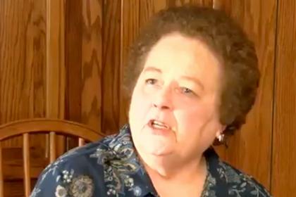 75-летняя бабушка с ружьем поймала преступника