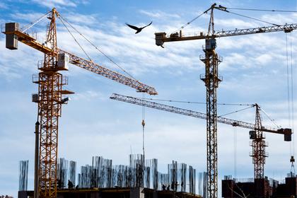 Путин признал сокращение жилищного строительства