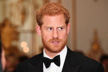 Принц Гарри отказался заниматься благотворительностью с братом из-за конфликта