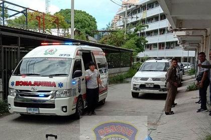 Российский турист напился в Таиланде и умер