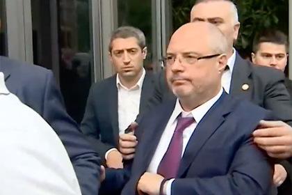 Участник российской делегации, депутат Госдумы от КПРФ Сергей Гаврилов