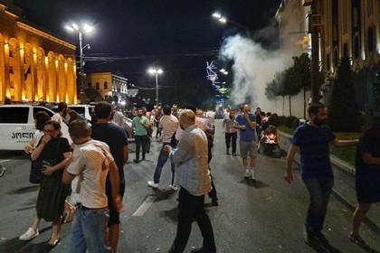 В Грузии заявили о попытке госпереворота