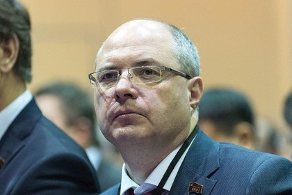 Севший в кресло главы грузинского парламента российский депутат объяснился