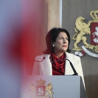 Саломе Зурабшвили