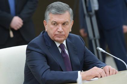 Президент Узбекистана пообещал уволить каждого второго прокурора