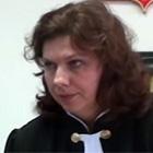 Судья Юлия Рудакова