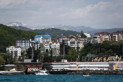 В Сочи нашли самые дешевые квартиры у моря