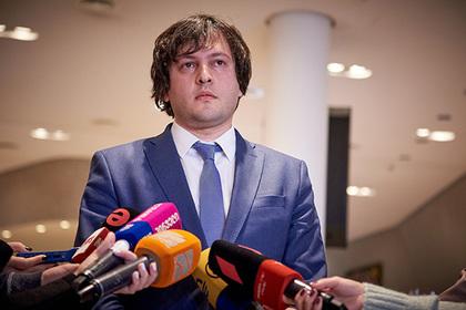 Спикер грузинского парламента ушел в отставку