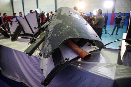 Иран пощадил американский военный самолет