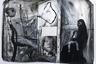 Своим любимым художником автор называет итальянца Джотто ди Бондоне, основоположника эпохи Проторенессанса и отца западного изобразительного искусства. При всем парадоксальном сочетании форм и элементов в работах Уиткина, фотограф отказывается причислять себя к сюрреалистам, утверждая, что не разделяет взгляды художников этого течения.