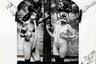 Джоэл-Питер Уиткин родился в 1939 году в Бруклине, Нью-Йорк, в семье иудея и католички. У него есть брат-близнец Джером, занимающийся реалистичной живописью. Фотографировать Джоэл-Питер начал в подростковом возрасте. В 1961 году его призвали в армию, и он служил фотографом во время войны во Вьетнаме. В его обязанности входила съемка трупов солдат, совершивших суицид или погибших во время тренировок.