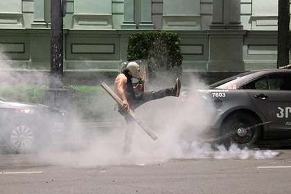 Стала известна реакция Путина на действия радикалов в Тбилиси