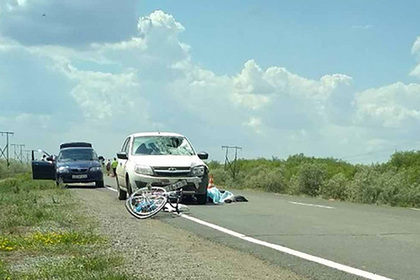 14-летняя российская велогонщица погибла во время тренировки
