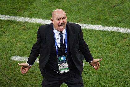 Черчесов вспомнил об эмоциях после вылета сборной России с чемпионата мира-2018