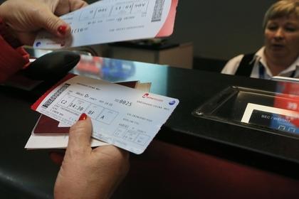 Россияне начали массово сдавать билеты в Грузию