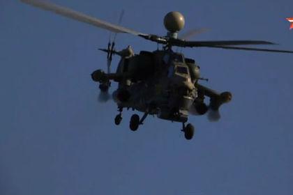 Удар «Ночного охотника» секретной ракетой показали на видео