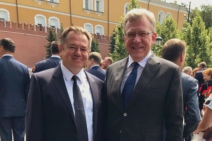 Сергей Глазьев и Алексей Кудрин