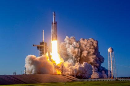 SpaceX отправит в космос прах
