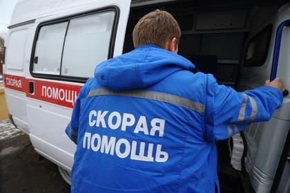 Россиянин напал на бригаду скорой помощи