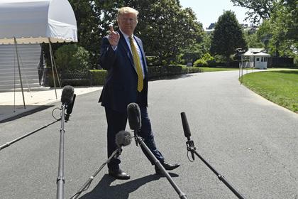 Трамп рассказал о новой сделке с Ираном