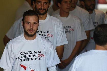 Игроки тбилисского «Локомотива»