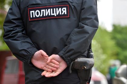 Полиция назвала законным задержание выпускника после сообщения о взрыве школы
