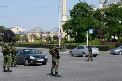 ИГ взяло на себя ответственность за нападение у резиденции Кадырова
