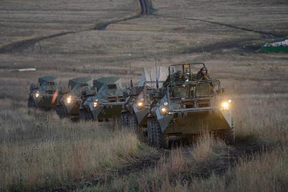 Внезапная проверка боеготовности началась в Центральном военном округе