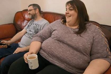 Критически толстая женщина продумала свои похороны и продолжила есть