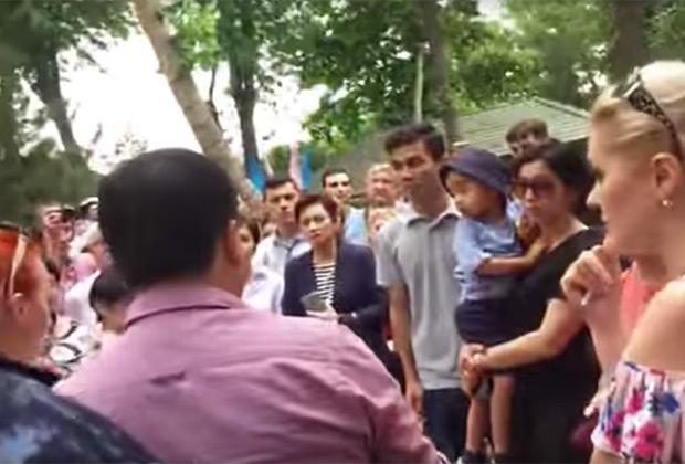 Протест с требованием наказать виновных в смерти Джасурбека Ибрагимова