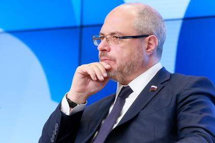 Российский депутат оценил кресло главы грузинского парламента