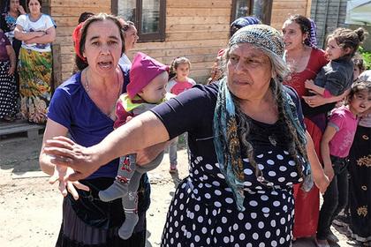 Правозащитники заинтересовались социальной адаптацией цыган