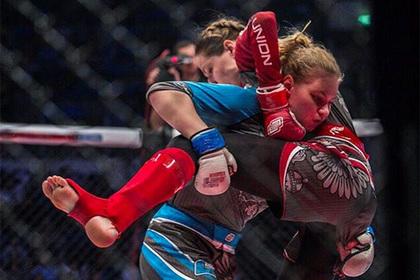 Российские бойцы MMA оказались лучшими в Европе