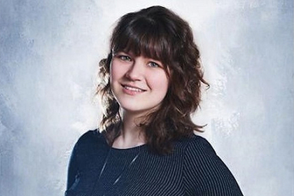 Анастасия Пределина
