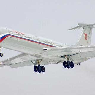 Ил-62. Архивное фото