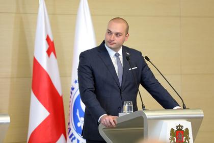 Грузия приготовилась к восстановлению отношений с Россией