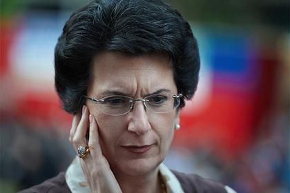 Бурджанадзе назвала виновных в порче отношений России и Грузии