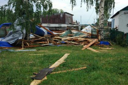 Россиянка умерла от удара молнии во время шторма