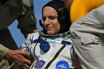 «Роскосмос» не увидел нештатную посадку космонавтов
