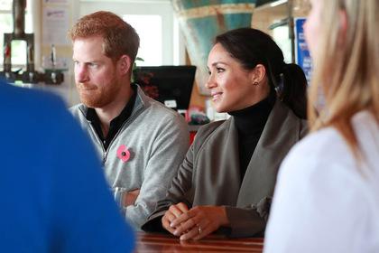 Принц Гарри и Меган Маркл потратили миллионы фунтов на ремонт
