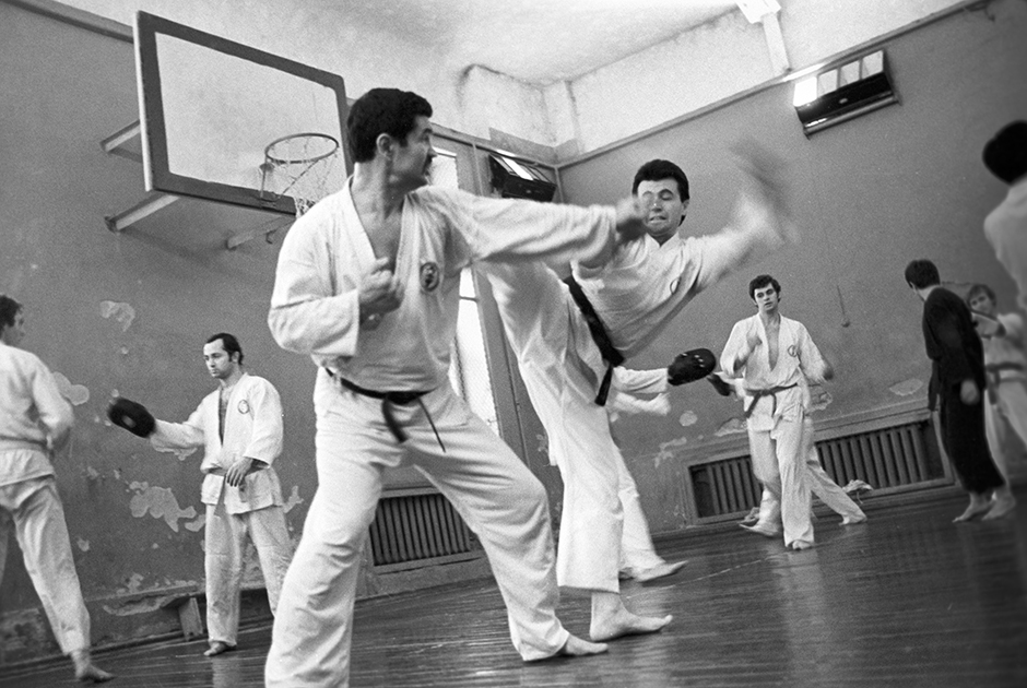 Центральная школа карате «Фрунзенец»