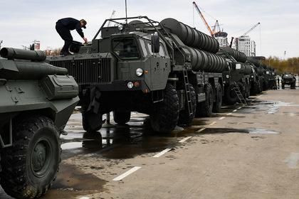 Турция и Индия подтвердили покупку С-400